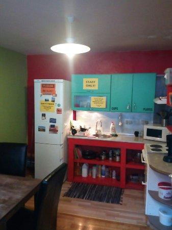 Knight House: Кухня