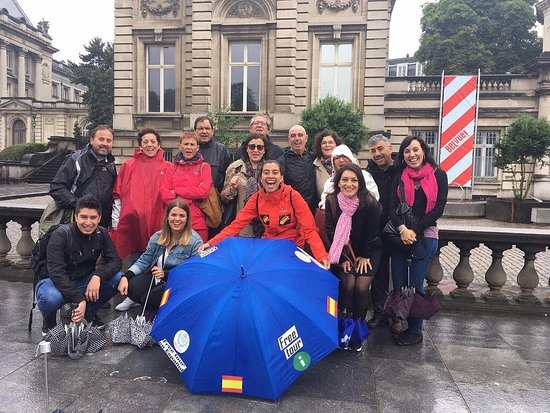 free tour en bruselas en espa?ol