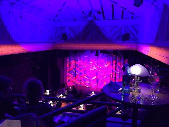 Tigerpalast Variete Theater: Auf der Empore