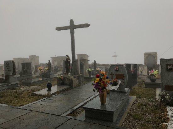 Santuario di San Magno: Bellezze nella nebbia