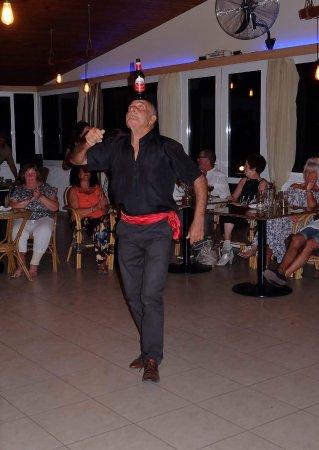 Georgia Hotel : Dansavond