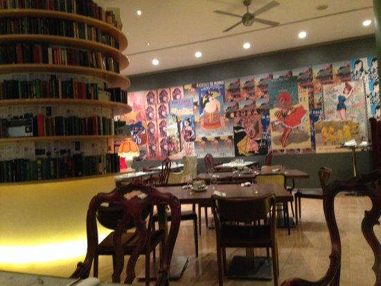 St Martins Lane London Hotel : Frühstück im Cuba-Style 👍
