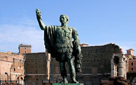 Statua di Giulio Cesare