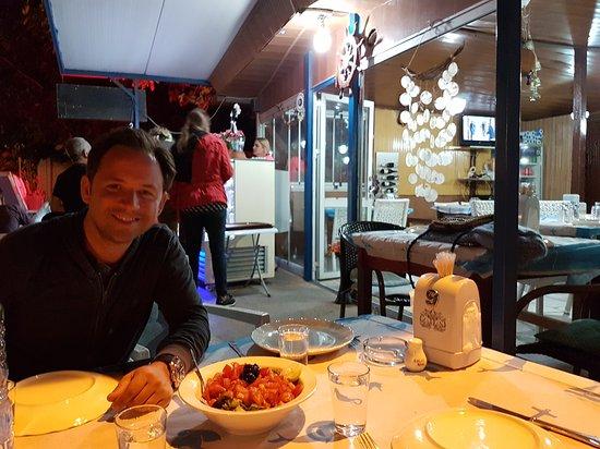 Oren, Turkiet: Bircan Balık Restaurant