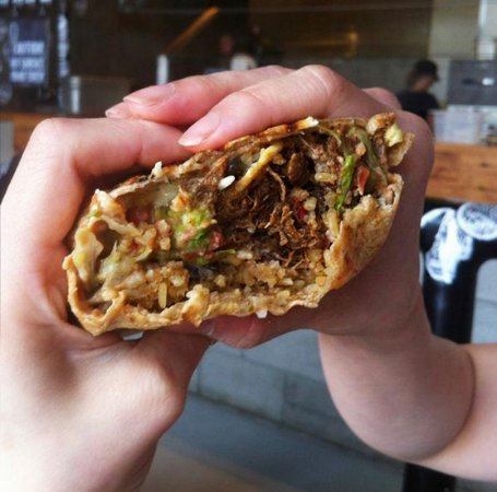 Unique name and good food - Bang Bang Burrito, Oshawa Traveller