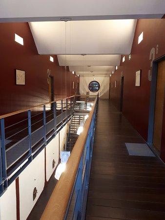 Belesta, France: couloir