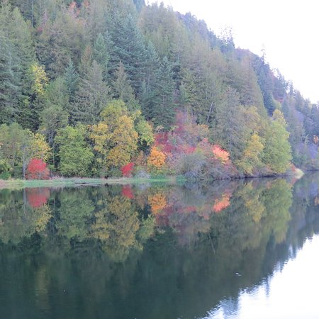 Sandpoint, ID: Clark Fork Delta Colors