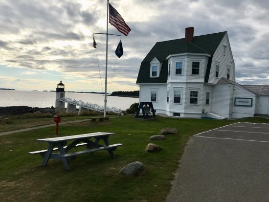 Port Clyde, ME: Lighthouse and museum