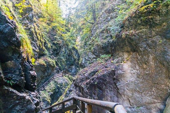 Wolfsklamm Gorge : Die Wolfsklamm