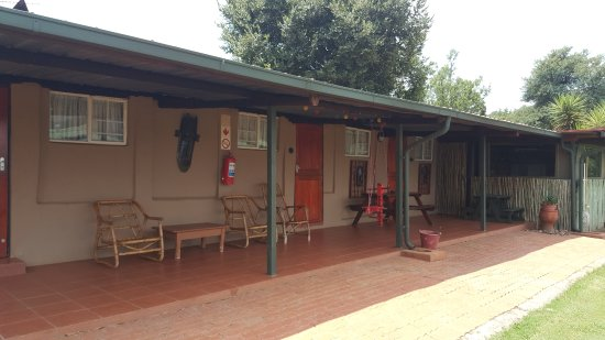 Magaliesburg, Sudáfrica: Bungalow 2 with 3 separate bedrooms
