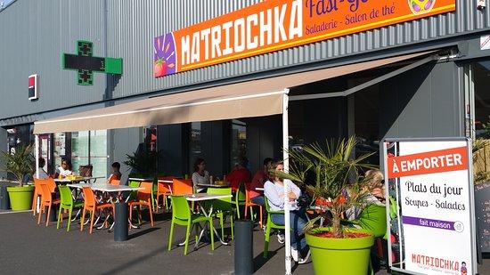Checy, France : Matriochka