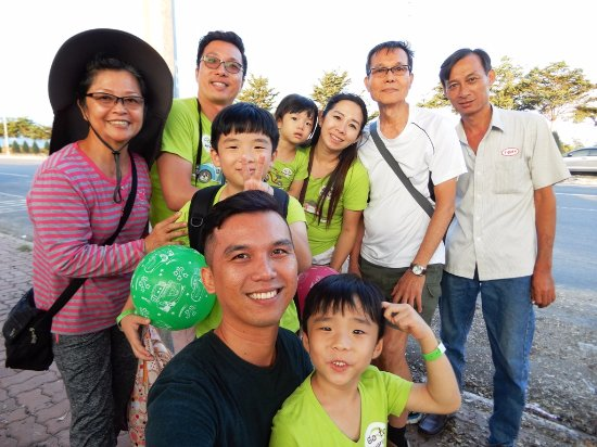 Saying Goodbye To Tourists Picture Of Tour With Xuan Ho Chi Minh