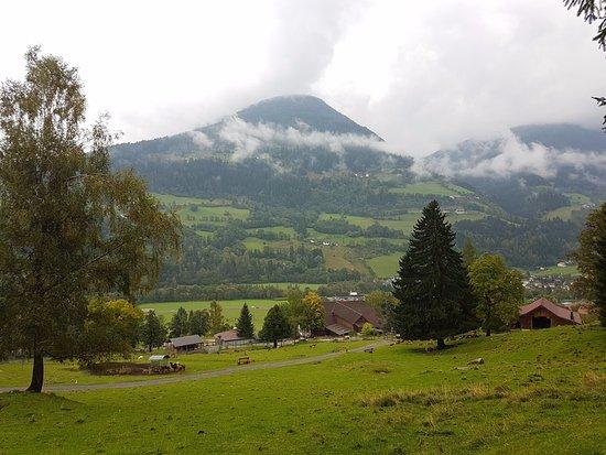 Feld am See, Austria: Kilátás
