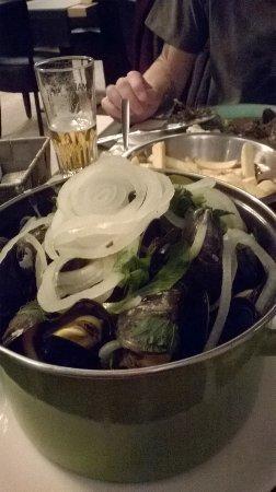 Den Boer Van Zoersel Mussels in White Wine