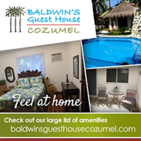 Baldwin's Guest House Cozumel Photo