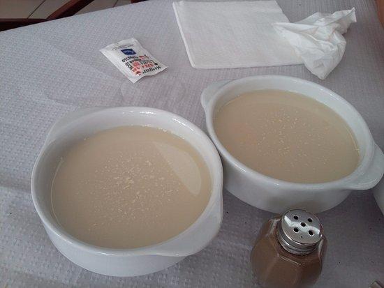Masaru Apartments: Los grumos de la leche.