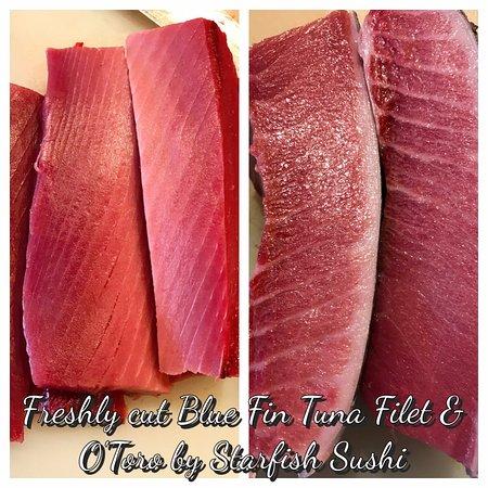 Lincolnshire, IL: Blue Fin Tuna Filet