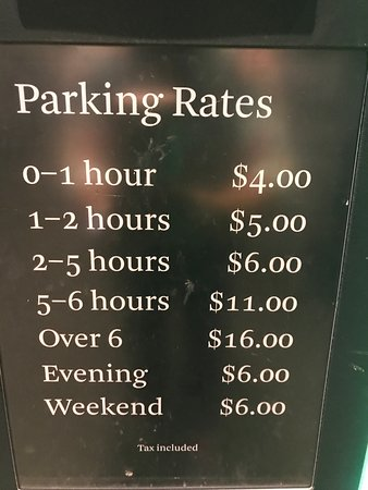 Carnegie Museum of Natural History: parking info