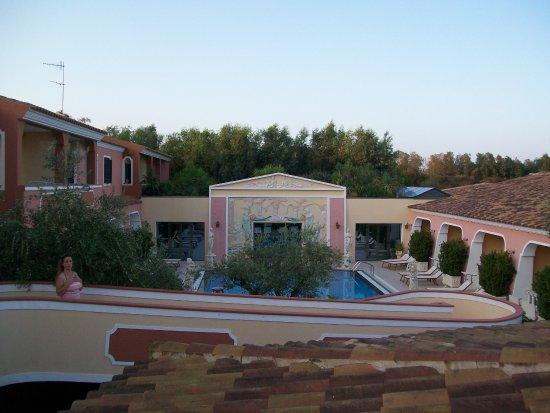 Hotel Cala Ginepro Resort&Spa: Zona centro benessere