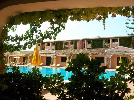 Hotel Cala Ginepro Resort&Spa: Piscina principale