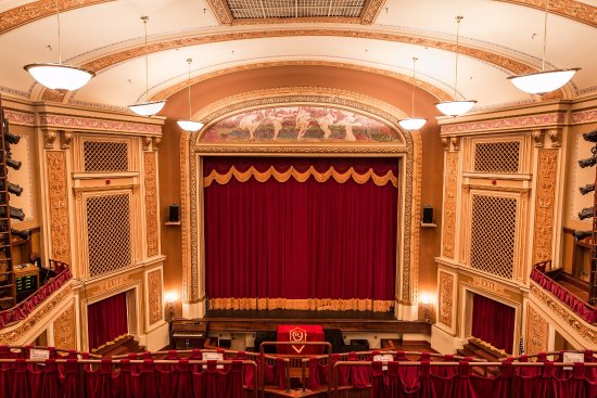 Americus, GA: The historic Rylander Theatre