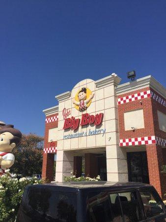 Calimesa, Καλιφόρνια: Bob's Big Boy
