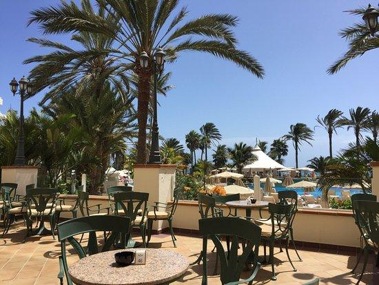 Bar Terrace Bild Von Hotel Riu Palace Tres Islas Corralejo