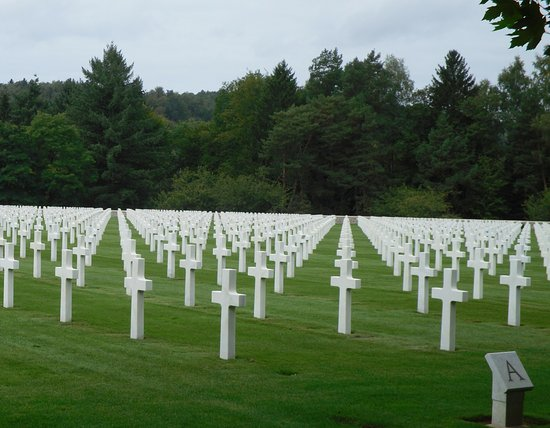 ‪Epinal American Cemetery and Memorial‬