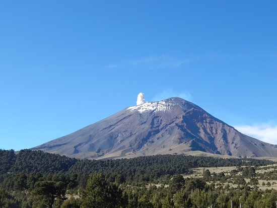 Iztaccihuatl and Popocatepetl National Park
