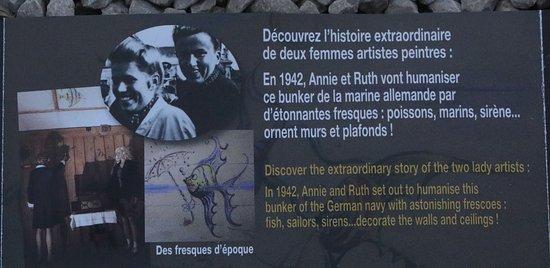 Le Bunker de La Rochelle : Ci joint le dépliant publicitaire