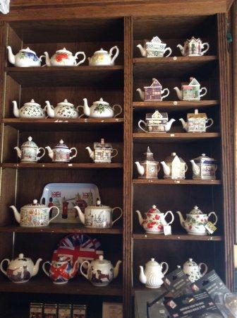 Tea And Sympathy Cafe New York