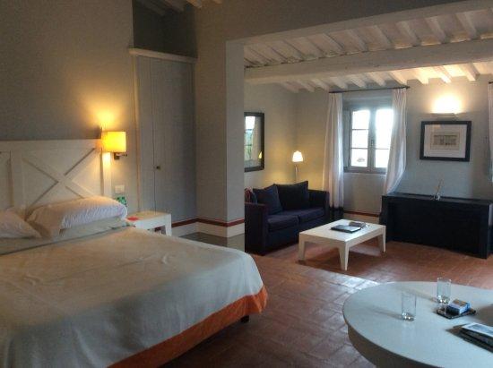 Vagliagli, Italien: Junior suite 908