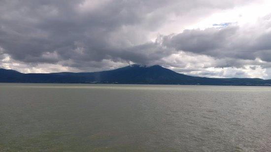 San Juan Cosala, Meksika: Vista desde cualquier punto del hotel