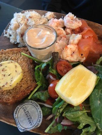 Dock  Seafood Bar Restaurant Galway Ireland
