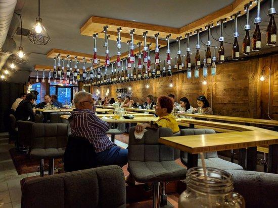 Posher Restaurant Montreal