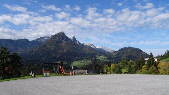 Annaberg-Lungotz, Austria: kid's playground