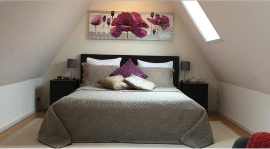 Kortenhoef, The Netherlands: Slaapkamer 1
