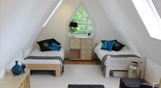 Kortenhoef, The Netherlands: Slaapkamer 2