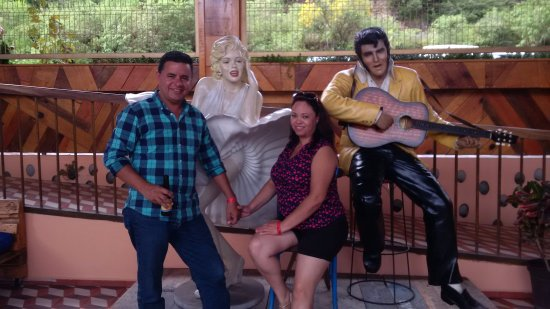 San Juan Cosala, Meksika: Disfrutando el lugar