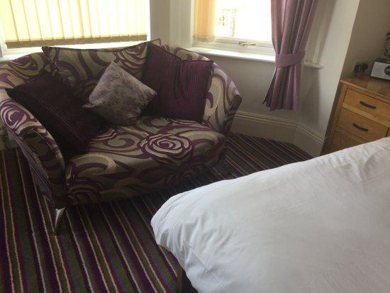 The Cherwood: Bedroom 2
