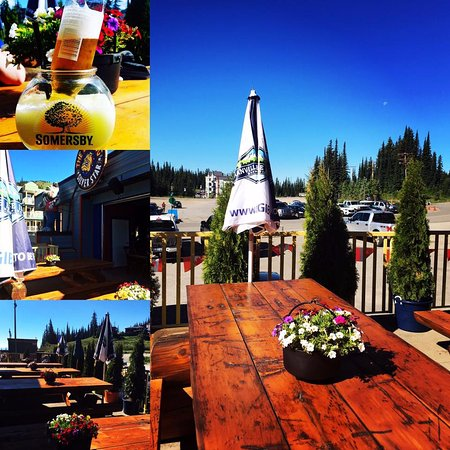 The perfect spot to dine or just relax in Silver Star