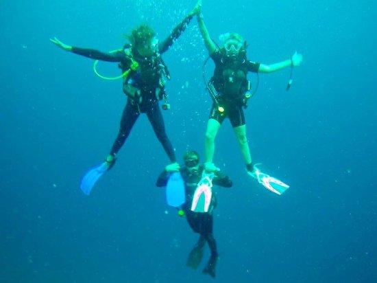 VIP Diving: Great Diving with VIP, thank you Erik, Sarah & Tanya!
