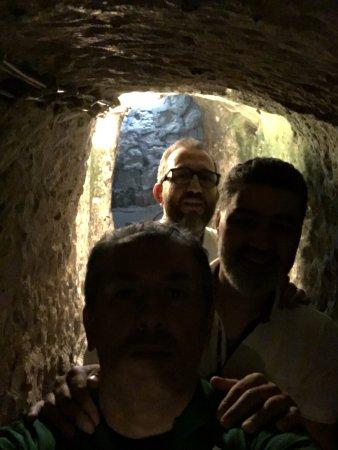 Derinkuyu Yeralti Sehri: Derinkuyu Yeralti Şehri