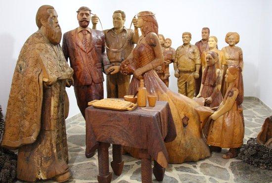 Wooden Museum