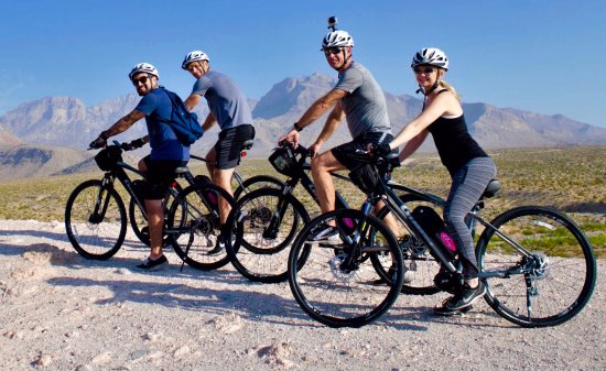 EzRideLV Electric Bike Tours