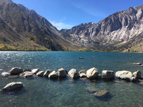Convict lake resort updated 2017 prices campground for Convict lake fishing