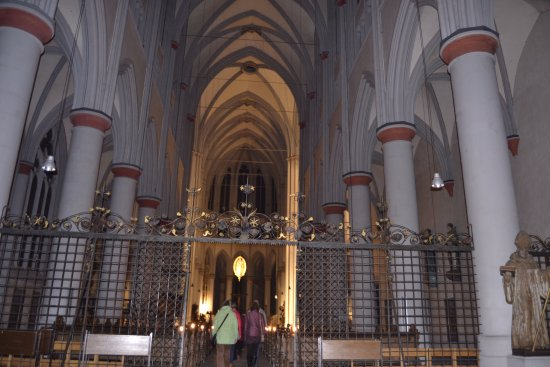 Altenberger Dom: Interior de la catedral