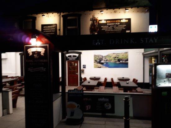 King Arthur's Arms Inn Restaurant: 20171001_193239(0)_large.jpg