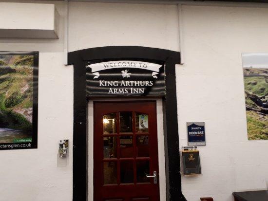 King Arthur's Arms Inn Restaurant: 20171001_193134_large.jpg