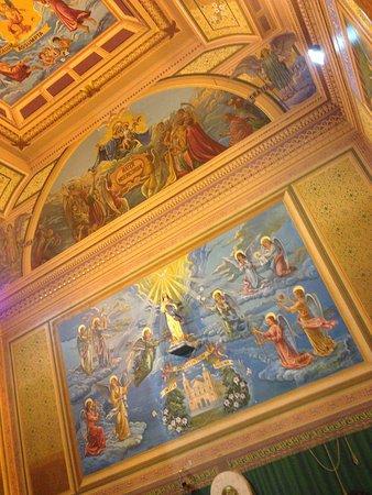 Igreja Matriz Nossa Senhora da Imaculada Conceição: altar